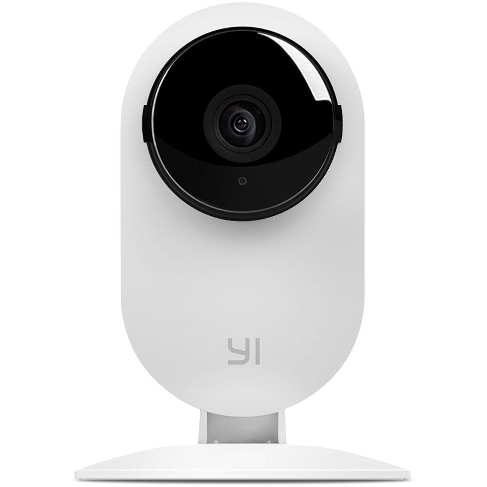 Yi Technology Home Camera White 87001 B Amp H Photo Video