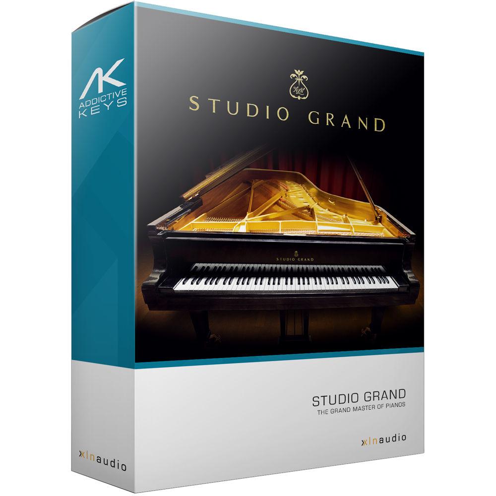 Addictive Keys Studio Grand : xln audio addictive keys studio grand virtual grand xl2003sn ~ Hamham.info Haus und Dekorationen