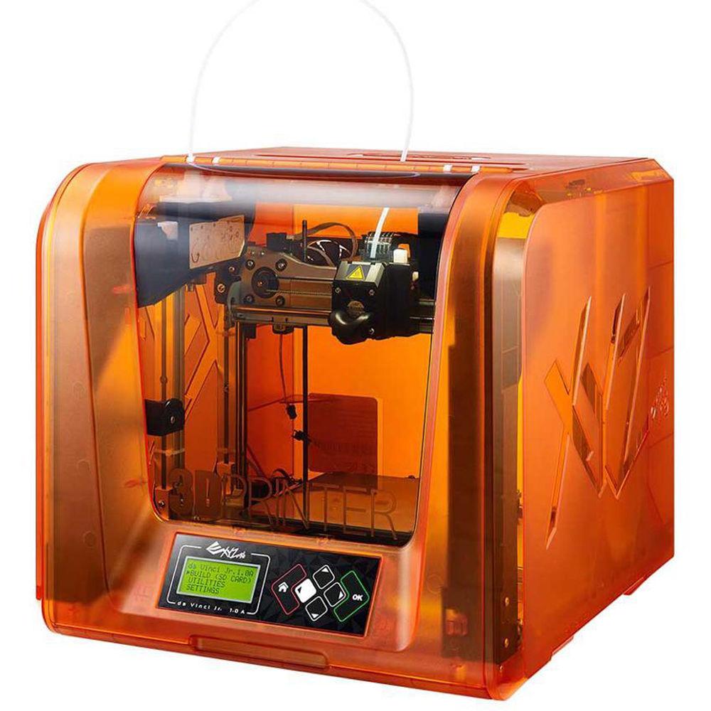 XYZprinting Da Vinci Jr. 1.0 A Pro 3D Printer 3F1JAXUS00C B&H
