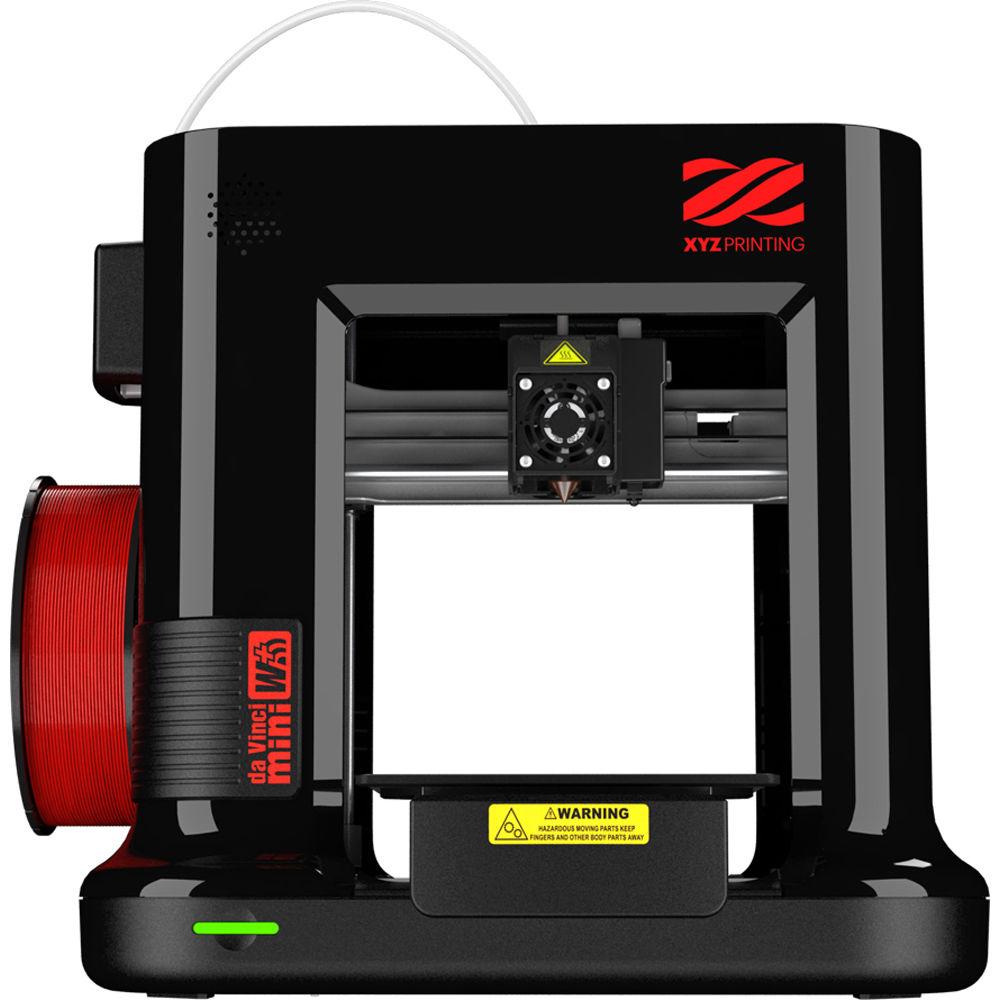 XYZprinting Da Vinci Mini 3D Printer (Black) 3FM3WXUS02H B&H