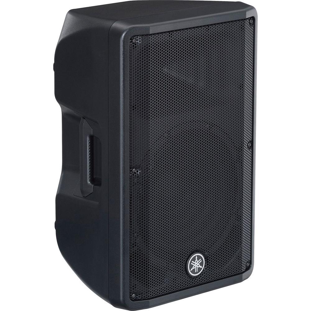 Yamaha Dbr12 12 Quot 2 Way Powered Loudspeaker Dbr12 B Amp H Photo
