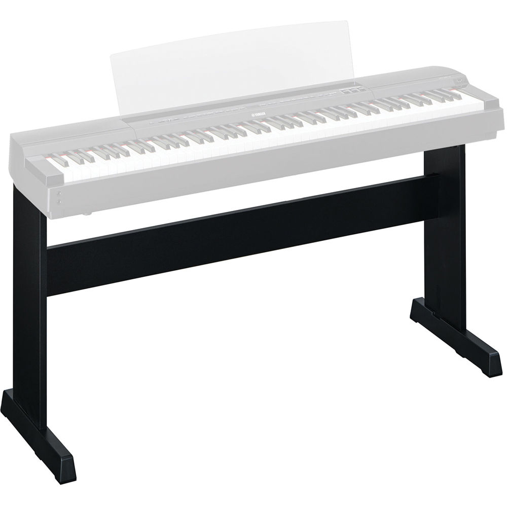 yamaha l 255b stand for p 255b digital piano black l255b b h. Black Bedroom Furniture Sets. Home Design Ideas