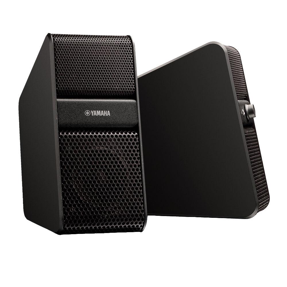 yamaha nx 50 speaker system black nx 50bl b h photo video. Black Bedroom Furniture Sets. Home Design Ideas