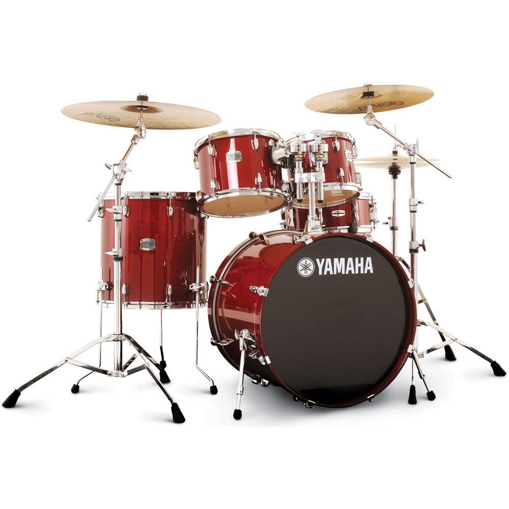 yamaha sbp2f5 stage custom birch acoustic 5 piece drum