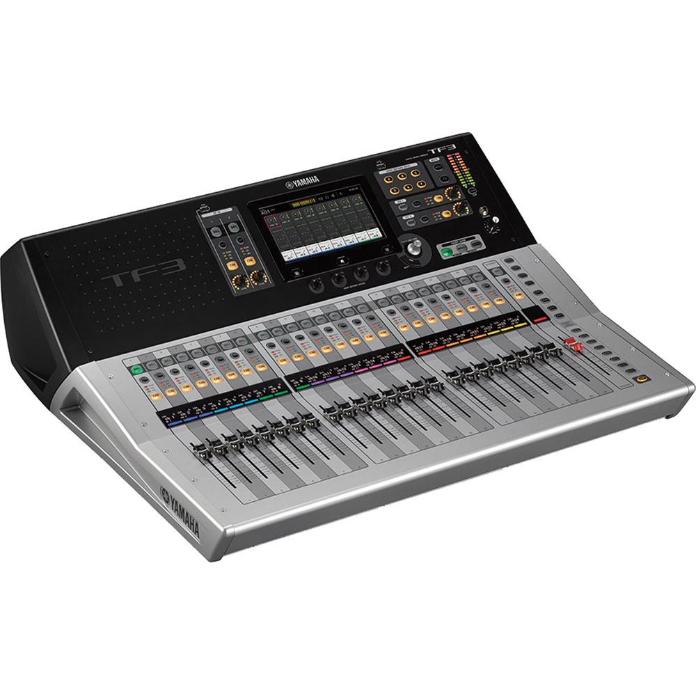 yamaha tf3 digital mixing console tf3 b h photo video. Black Bedroom Furniture Sets. Home Design Ideas
