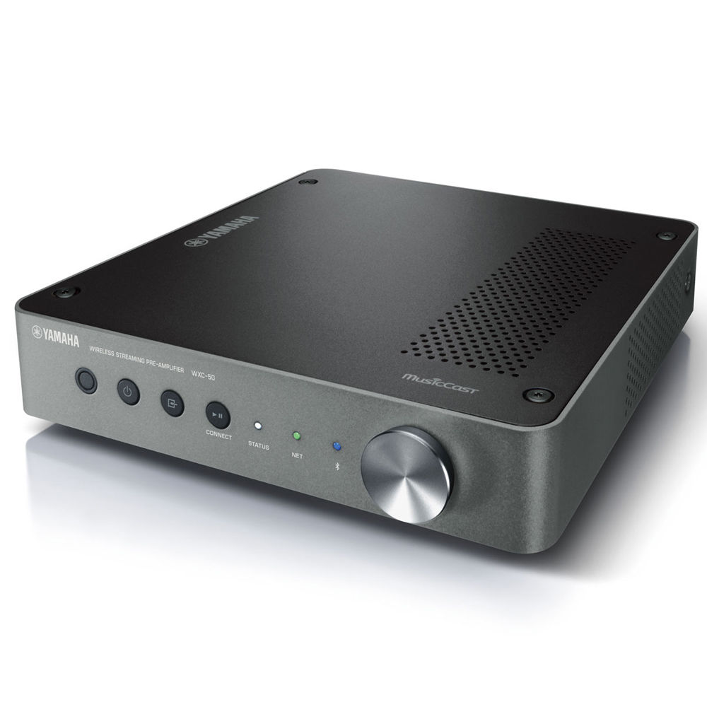 yamaha wxc 50 musiccast wireless streaming preamplifier