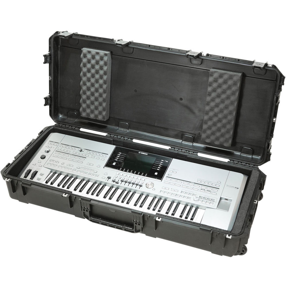 Yamaha yctyros61 skb hard shell case for tyros5 61 key for Yamaha reface hard case