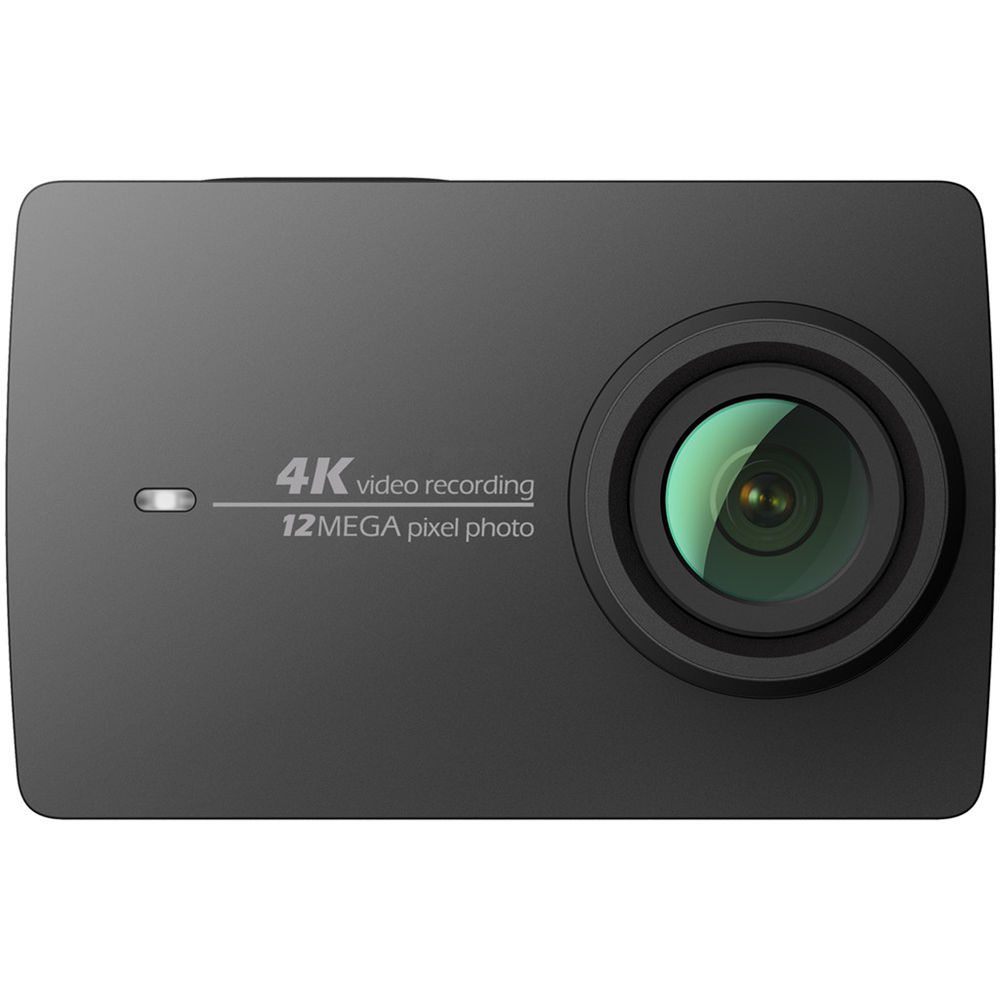 YI Technology 4K Action Camera (Black) 90003 B&H Photo Video