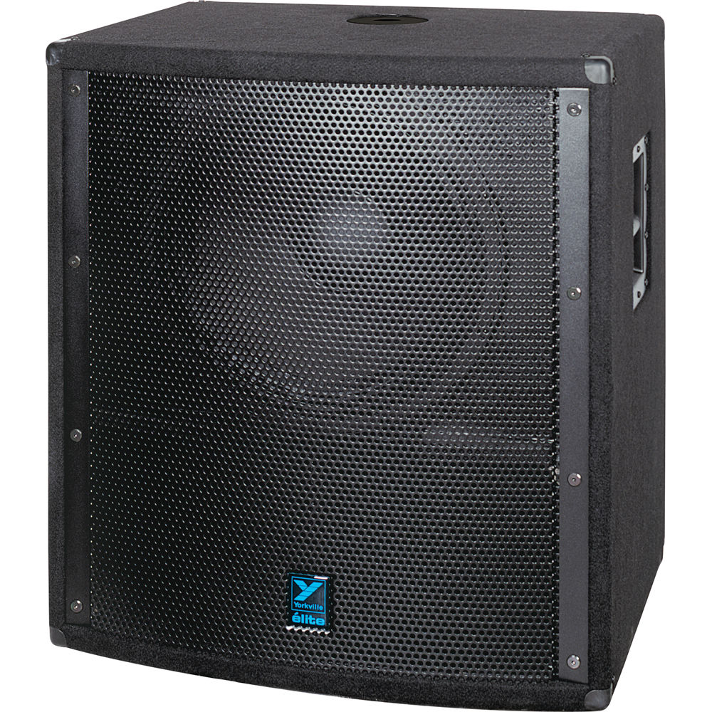 "Yorkville Sound LS801P 18"" Elite Series Powered LS801P B&H"