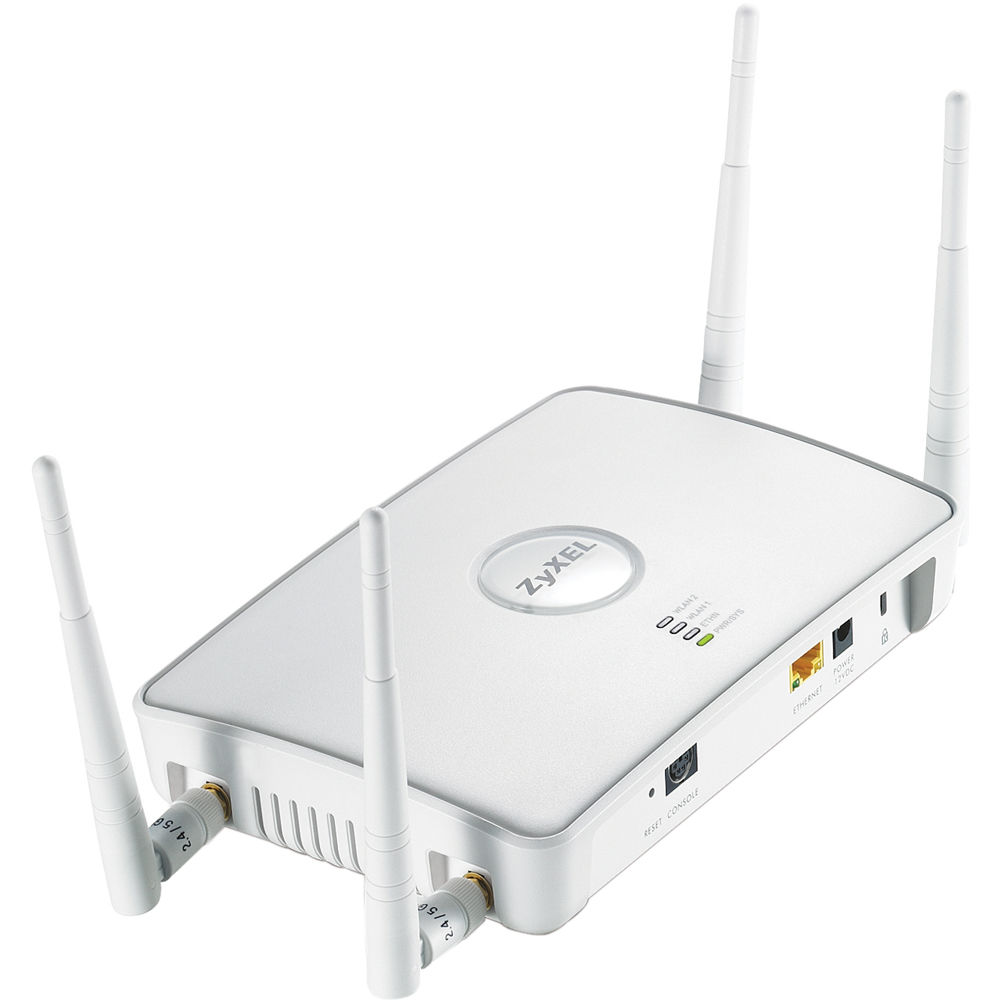 Zyxel nwa3560n dual band wireless access point nwa3560n b h for Point acces wifi exterieur