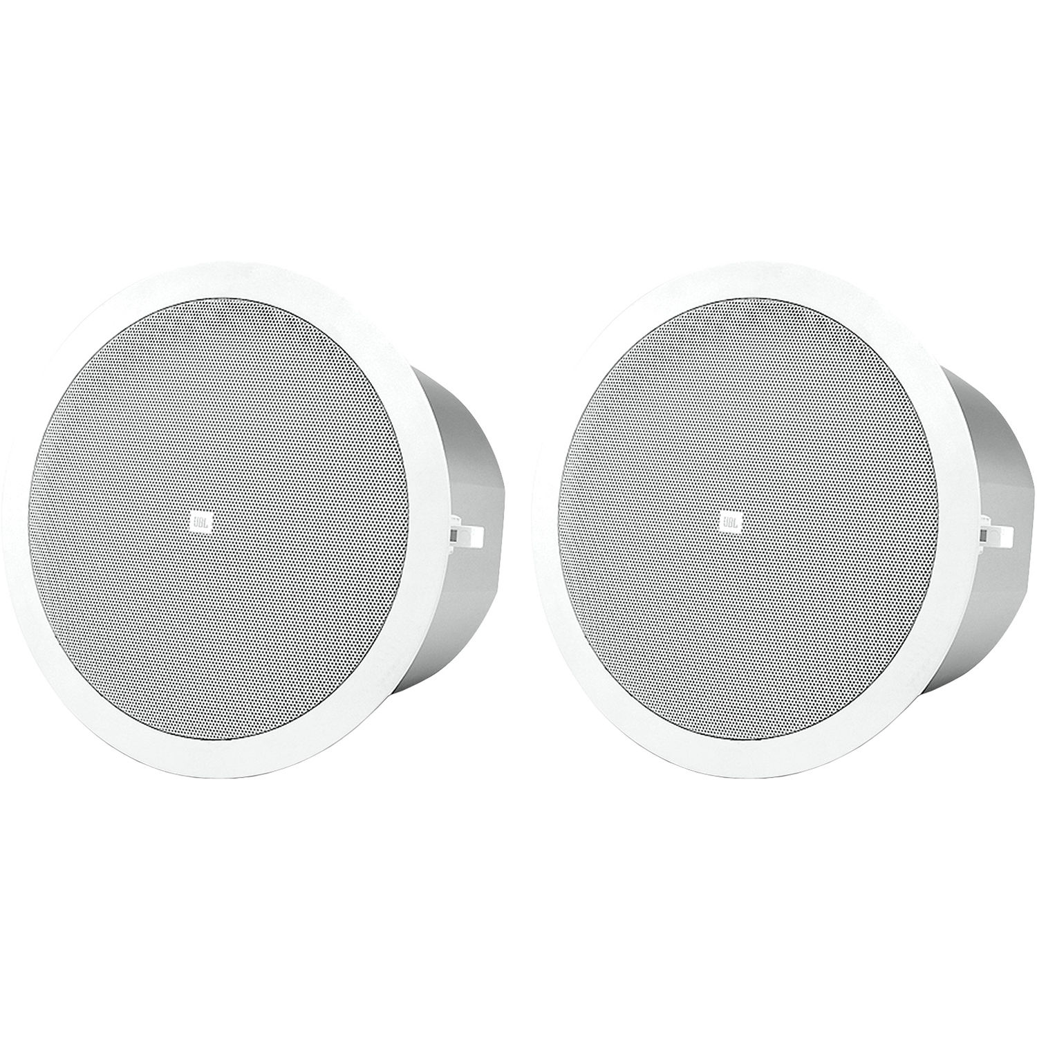 passive edgemax professional compact ceiling pro premium speakers phaseguide pair technology loudspeaker control bose products jbl with white media way