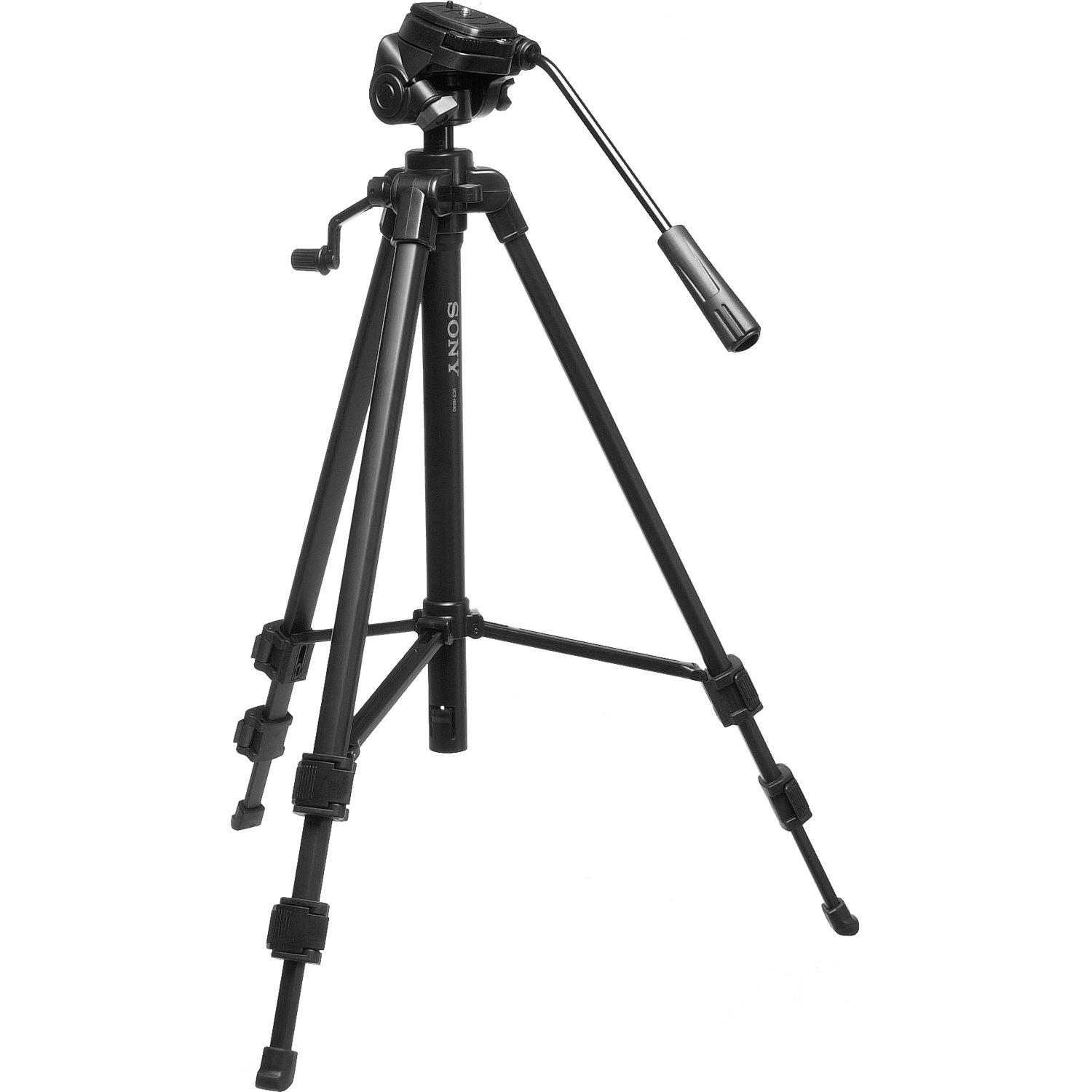 Sony Vct R640 Lightweight Video Tripod Vctr640 Bh Photo Lifeproof Ipad Air Fre Case 1907 02 Glacier