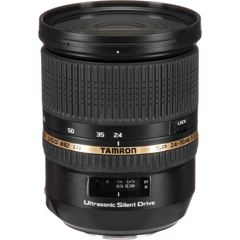tamron sp 24 70mm f 2 8 di usd lens for sony cameras. Black Bedroom Furniture Sets. Home Design Ideas