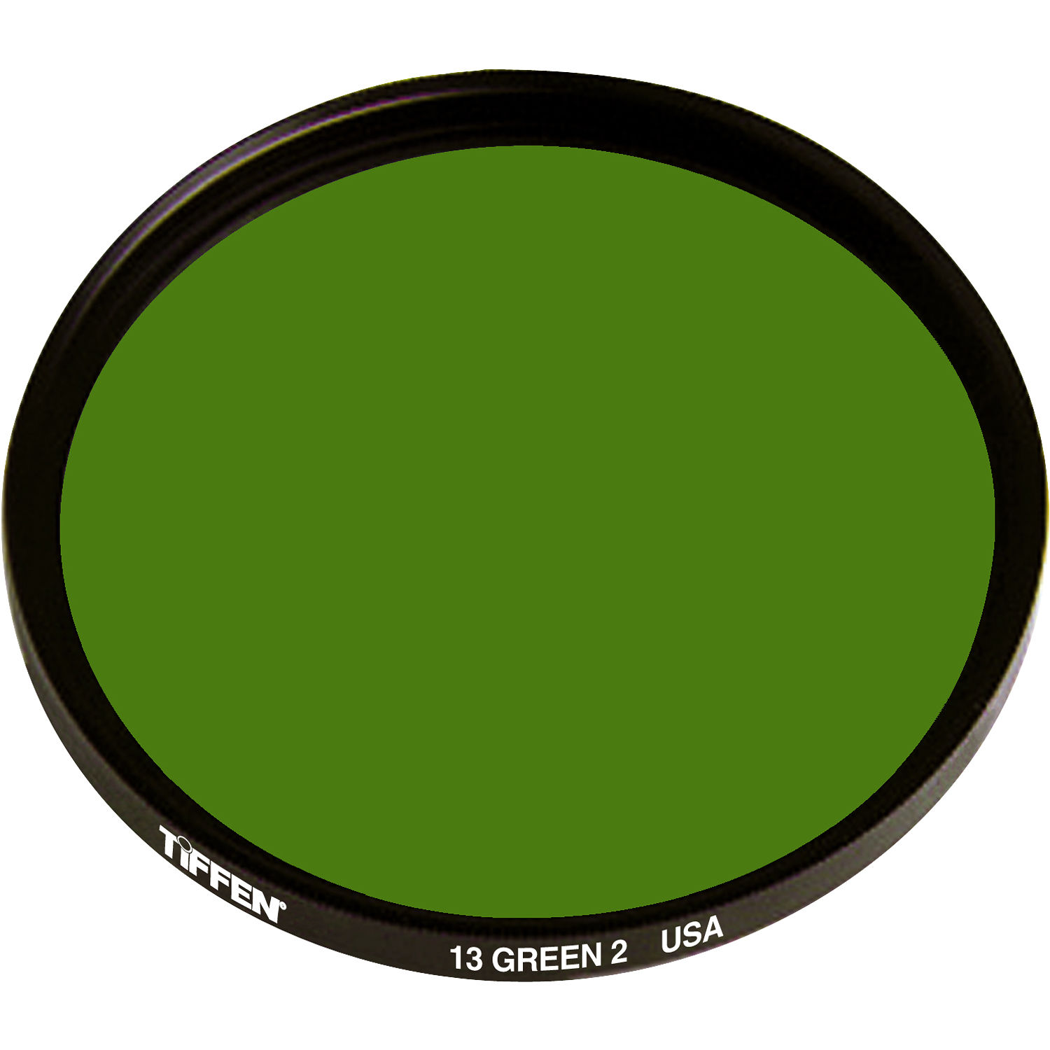 Tiffen 58mm 13 2 green filter