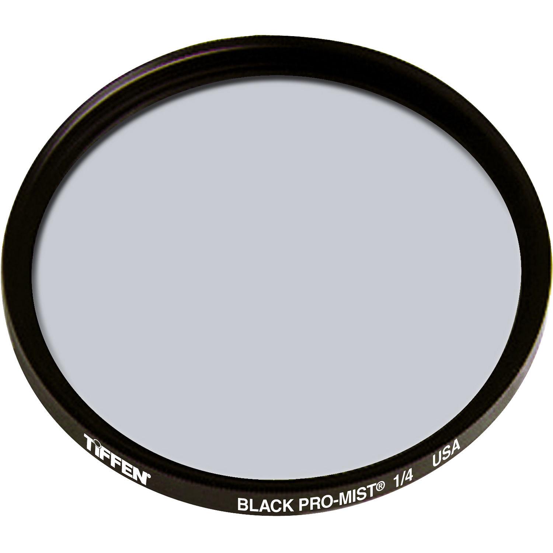 07267de21402 Tiffen 77mm Black Pro-Mist 1/4 Filter 77BPM14 B&H Photo Video