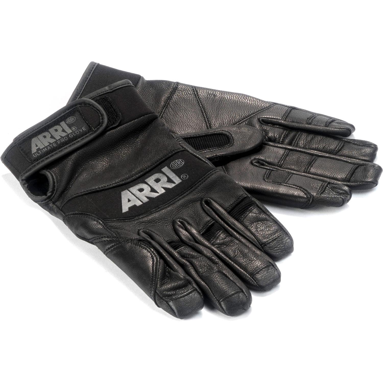 Xxl black leather gloves - Arri Ultimate Pro Set Leather Gloves Xxl