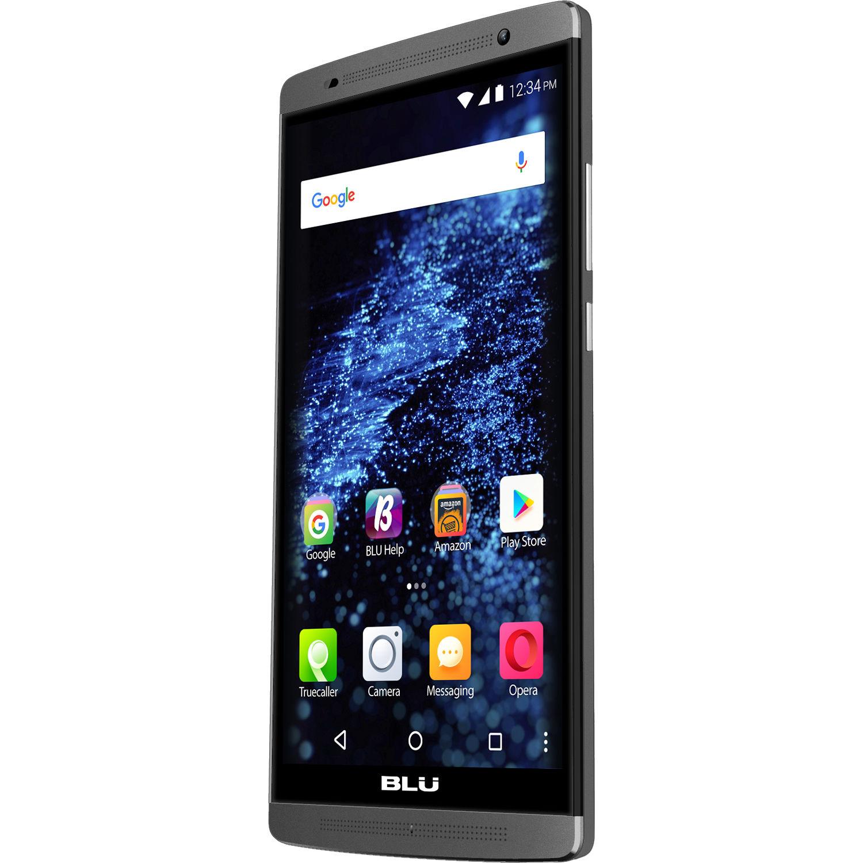 Blu Studio Xl Lte S01910uu 8gb Smartphone S0190uu Black B U0026h