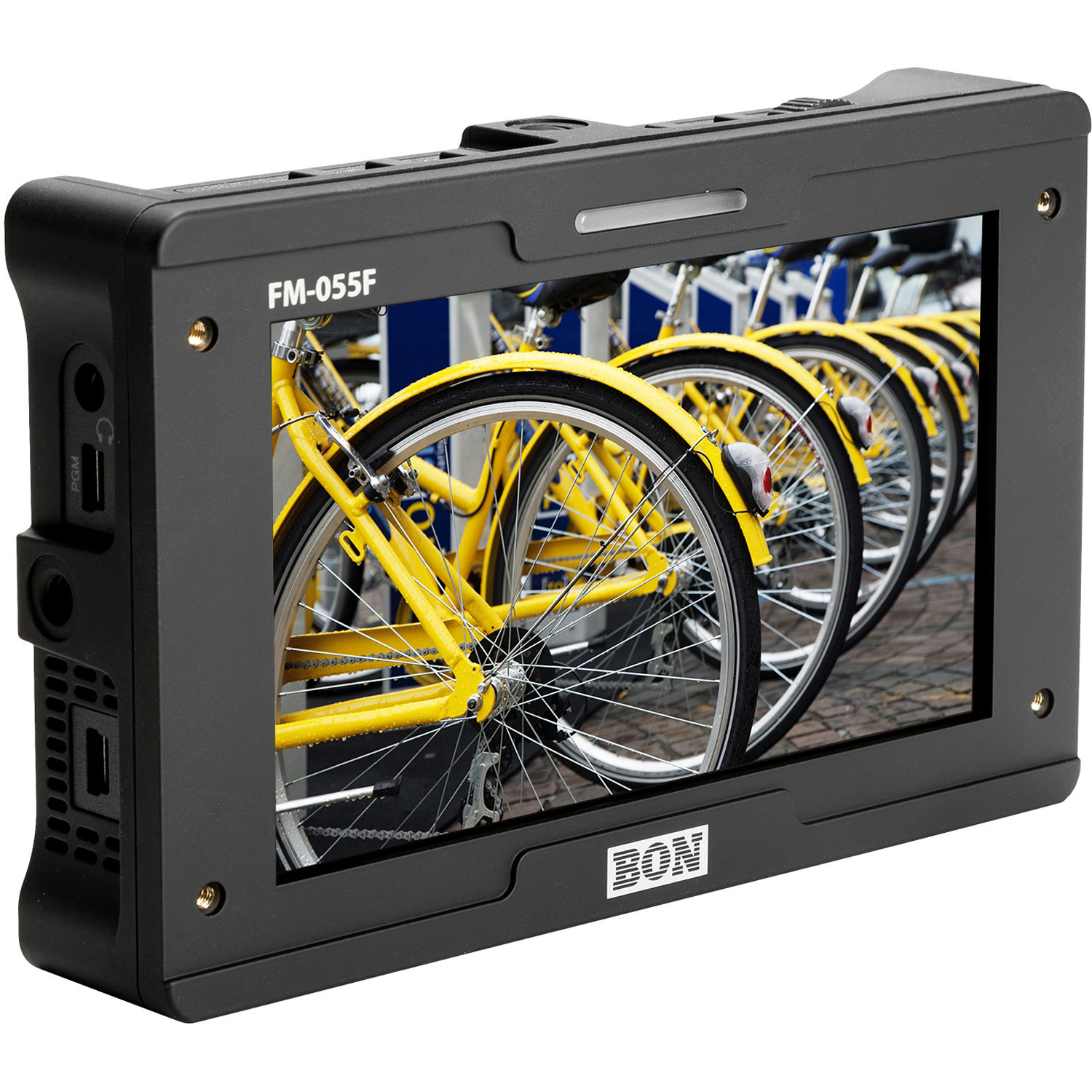 Bon Fm 055f 55 On Camera Monitor Bh Photo Video Rbvhda8 3g Hd Sdsdi 1 Input 8 Output Distribution Amplifier