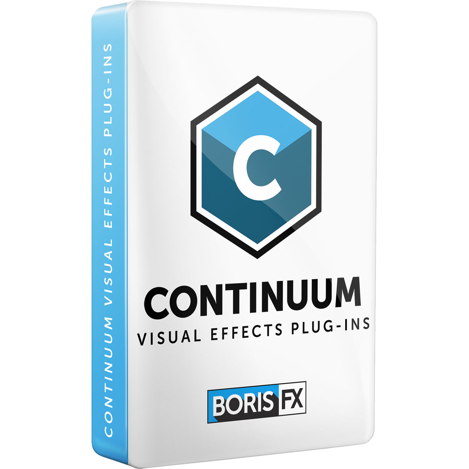 Continuum 2019 Multi-Host License for Avid/Adobe/OFX/Apple (Upgrade/Support  Renewal, Download)