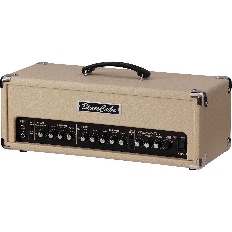 roland blues cube tour 100w amplifier head bc tour b h photo. Black Bedroom Furniture Sets. Home Design Ideas
