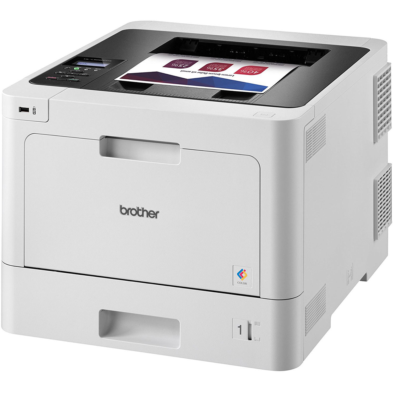 Brother HL L8260CDW Color Laser Printer HL L8260CDW BampH Photo