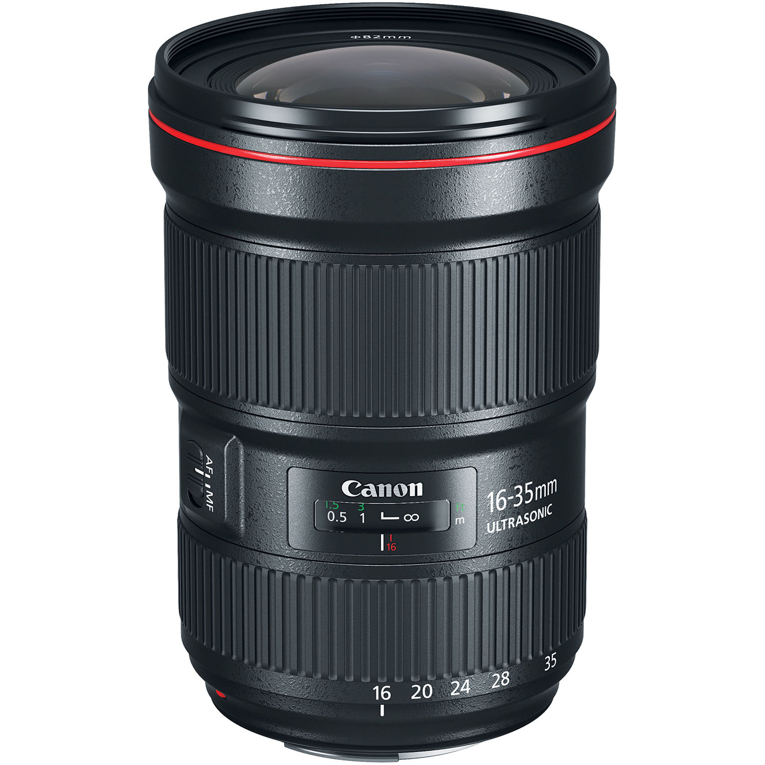 Canon Ef 16 35mm F 2 8l Iii Usm Lens 0573c002 B Amp H Photo Video