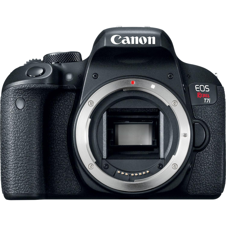 Canon T7i EOS Rebel DSLR Camera (Canon T7i Camera Body) 1894C001 B&H