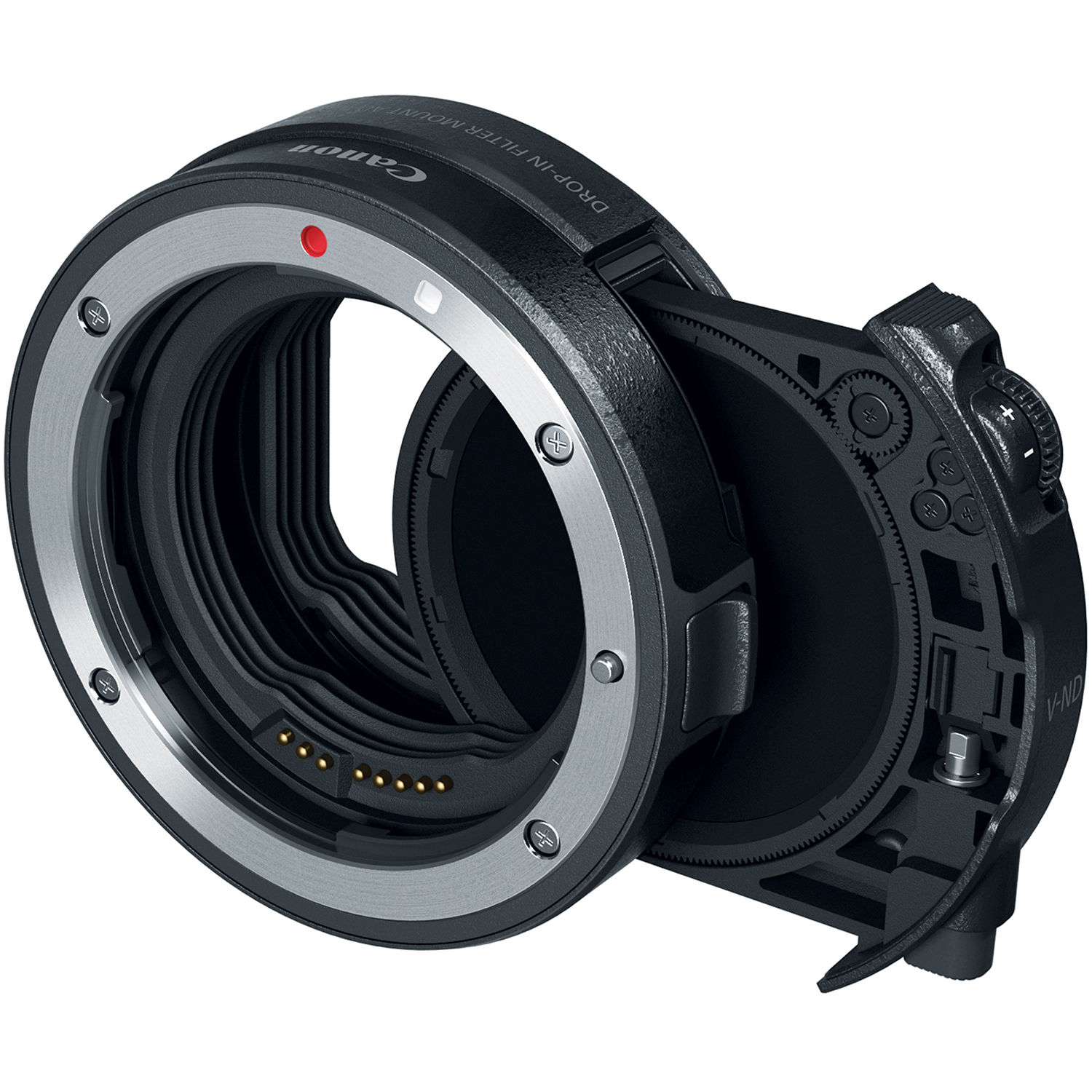 Lens Adapter EF-EOS R Auto-Focus Mount Converter Compatible with Canon EF Lens to EOS R and EOS RP Camera