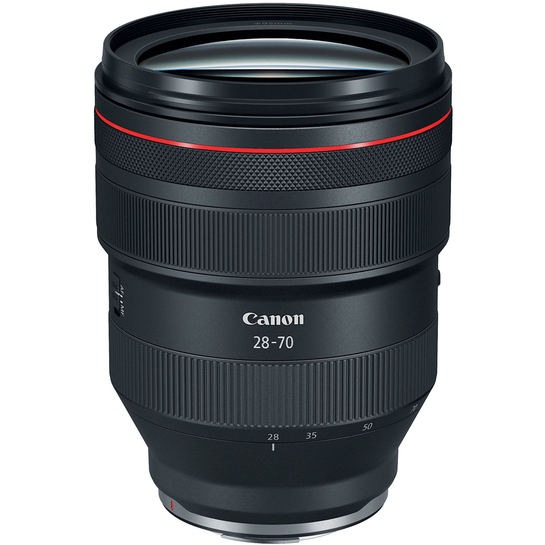 30a5d825742a9 Canon RF 28-70mm f 2L USM Lens 2965C002 B H Photo Video