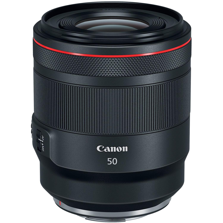 Canon RF 50mm f/1.2L USM Lens 2959C002 B&H Photo Video