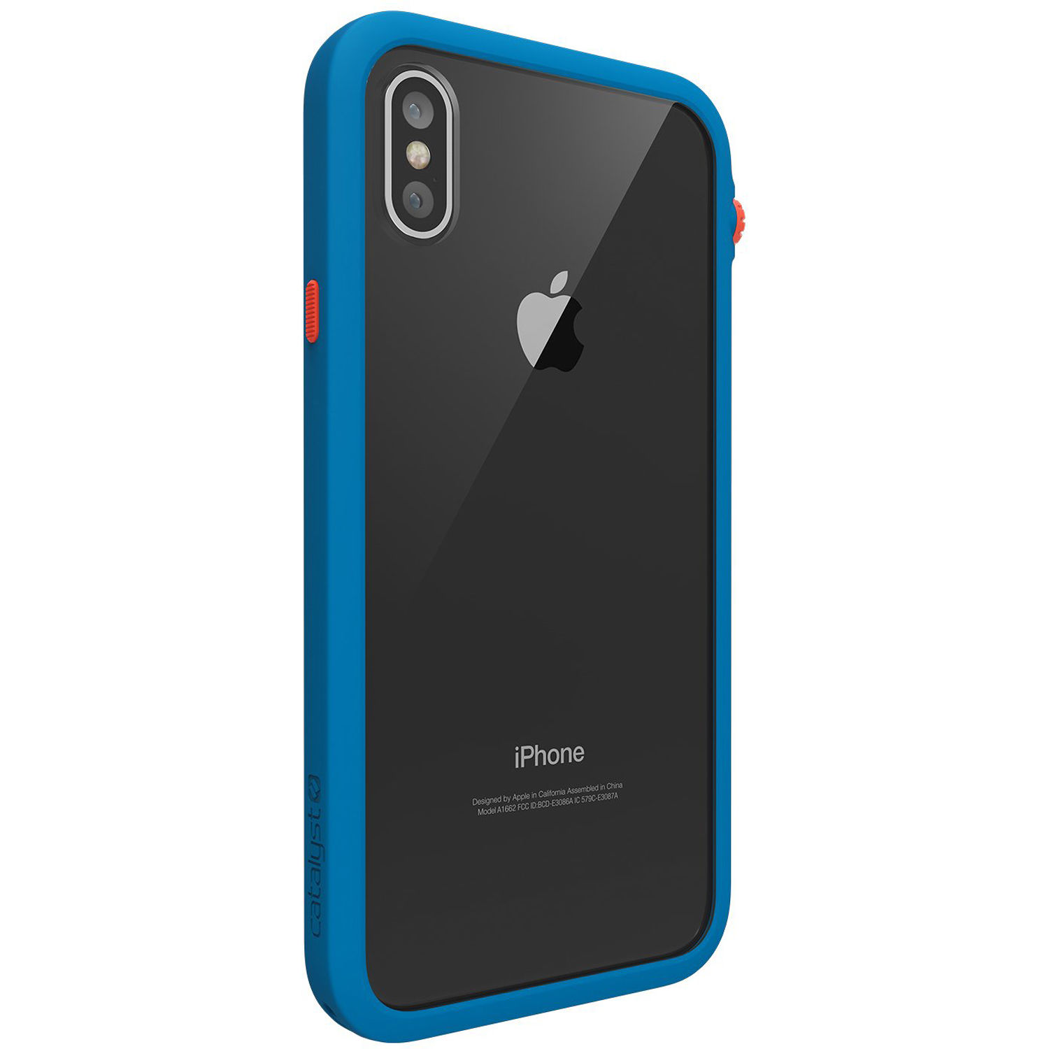 catalyst iphone case catalyst impact protection for iphone x catdrphxtbfc b amp h 10350