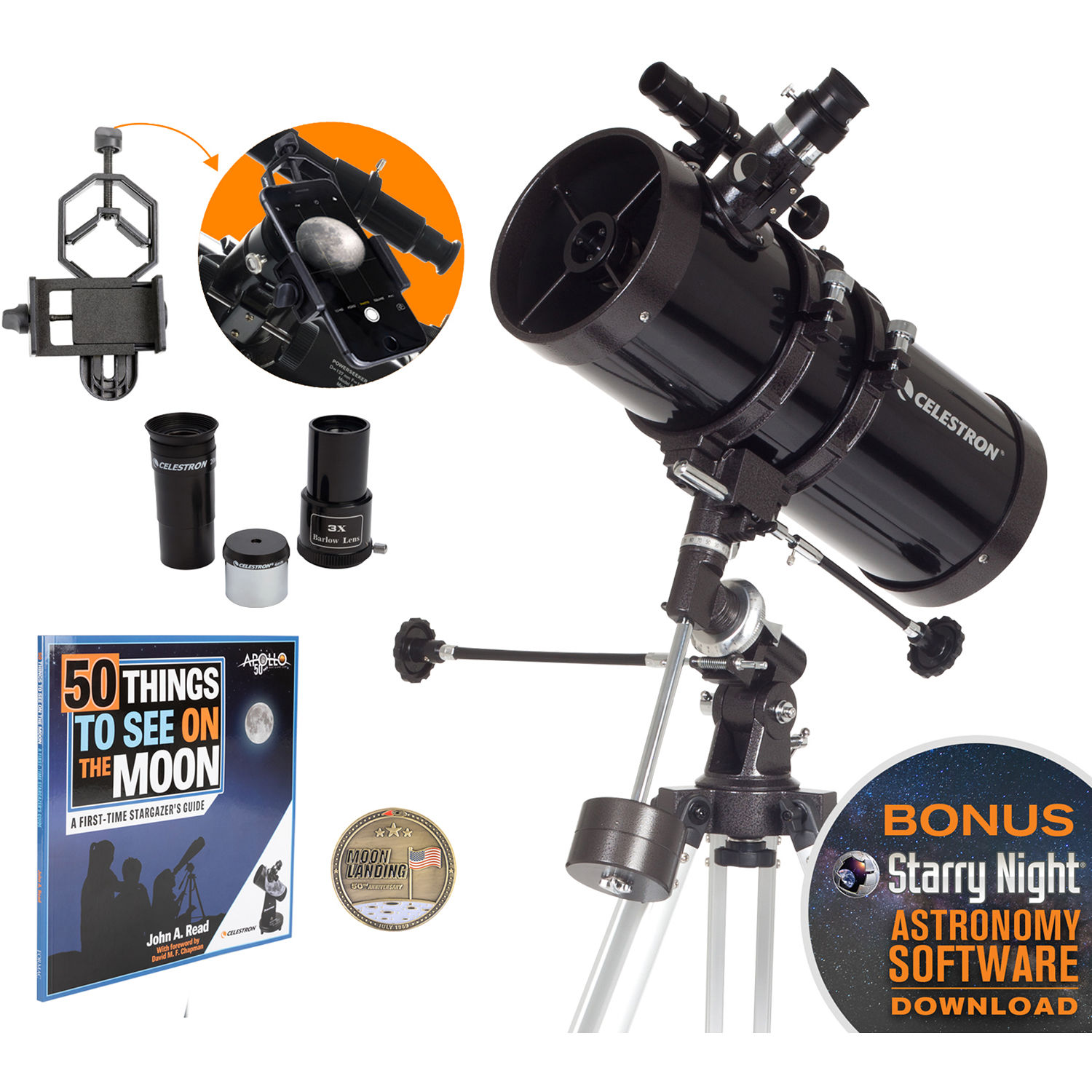Celestron 127EQ PowerSeeker Review - Not Recommended