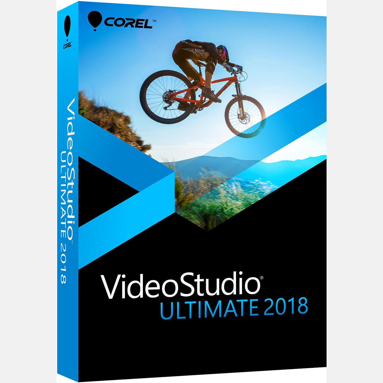 Corel Videostudio Ultimate 2018 Download Esdvs2018ulml Bh
