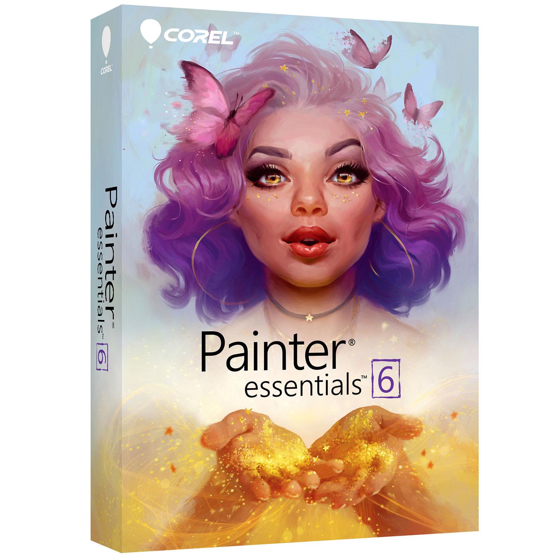 corel painter essentials 6 tutorial