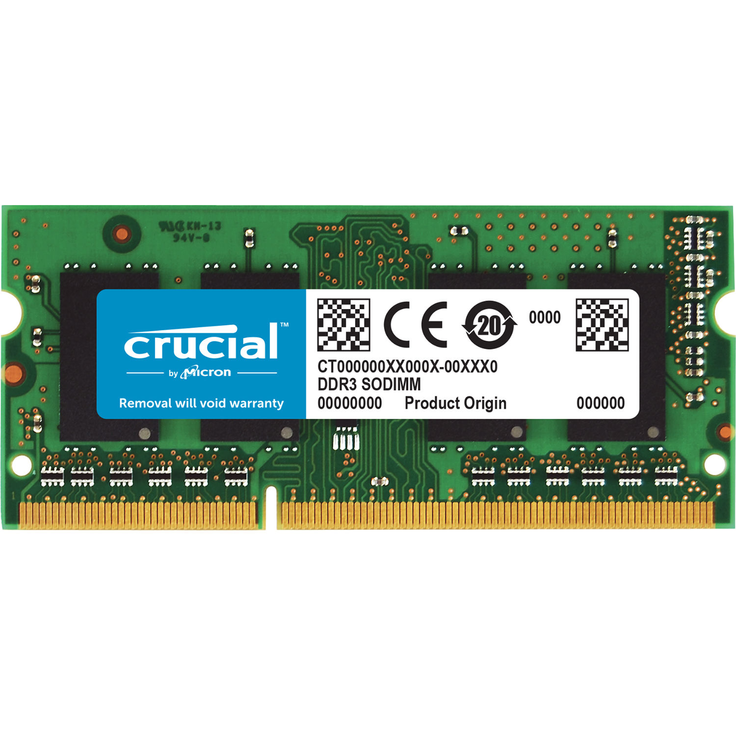 Crucial 2gb 204 Pin Sodimm Ddr3 Pc3 8500 Memory Ct2g3s1067m Bh 2 Gb Module For Macintosh
