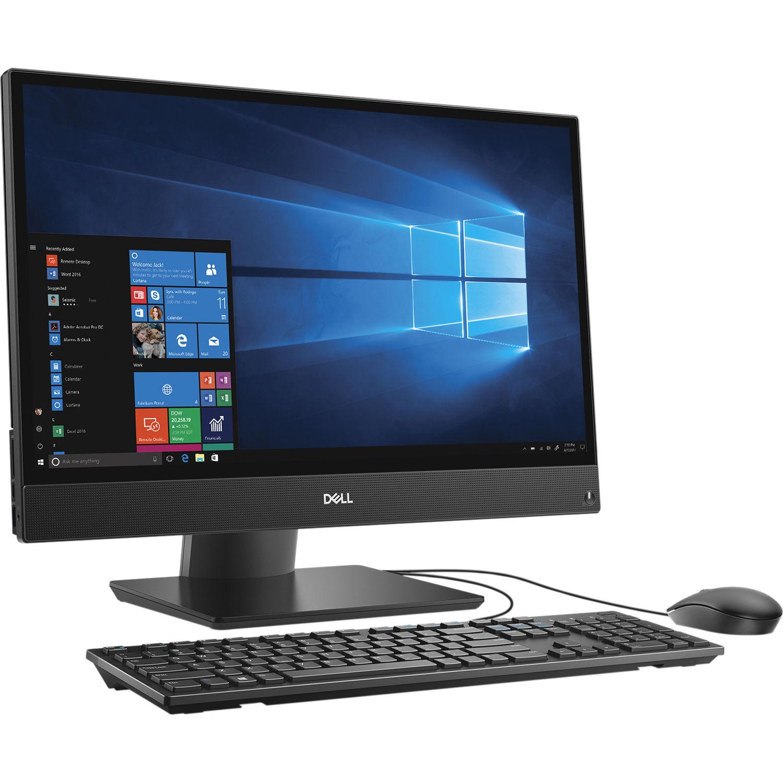 dell 21 5 optiplex 5260 all in one desktop 503w7 b h. Black Bedroom Furniture Sets. Home Design Ideas