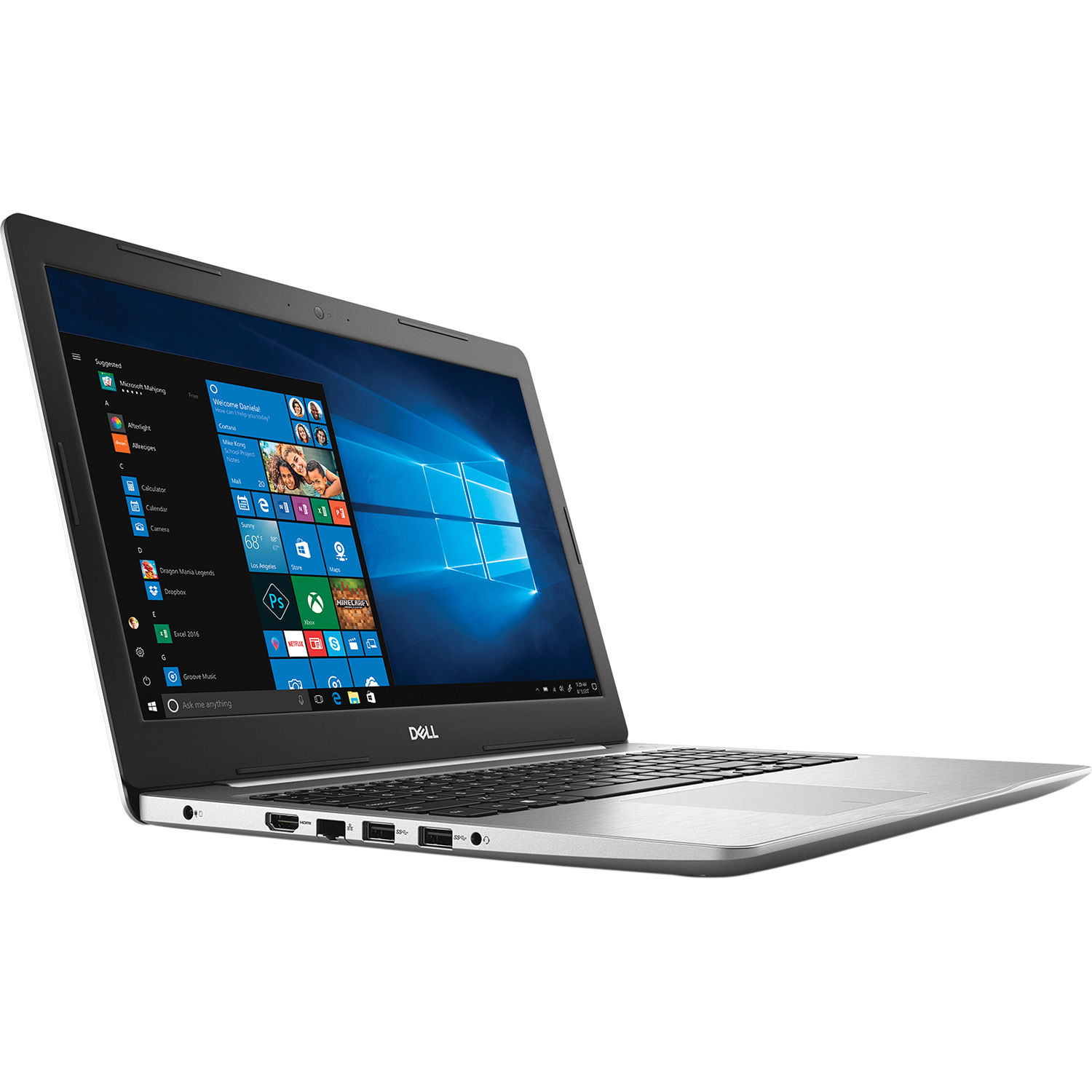 """Dell 15.6"""" Inspiron 15 5000 Series 5570 Notebook"""
