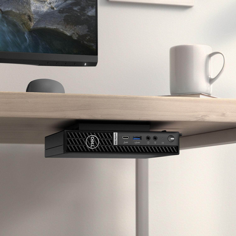 Dell Optiplex Micro Vesa Mount With Adapter Box Mnt Odd Mff D9