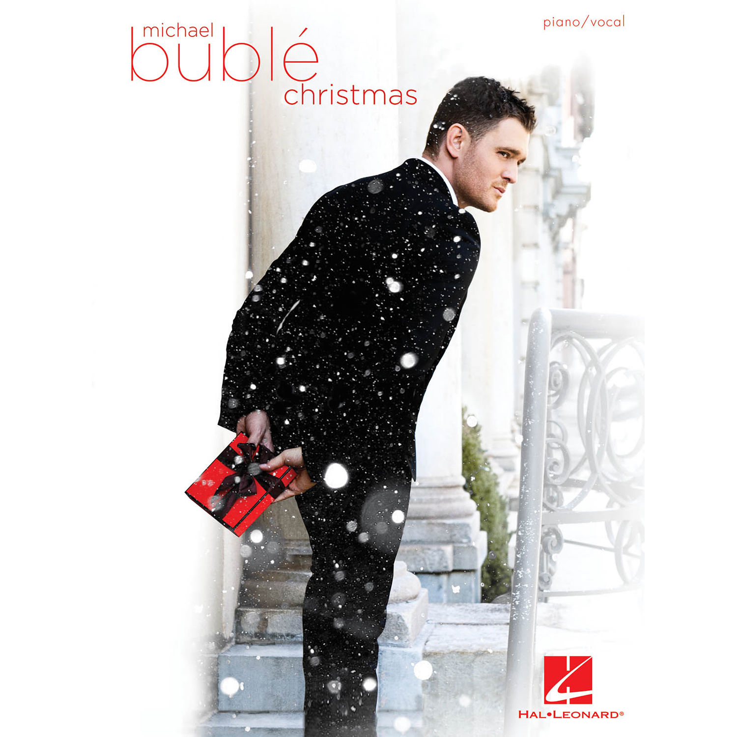 Hal Leonard Songbook: Michael Buble Christmas - 307364 B&H Photo