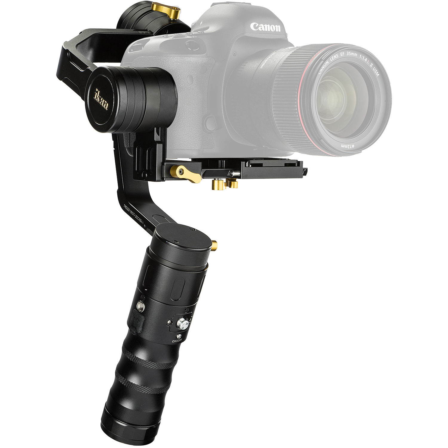 Ikan Ec1 Beholder 3 Axis Handheld Gimbal Stabilizer Bh Still Don39t Fully Get How The Pid Controls Ssr39s Or Maybe I39m