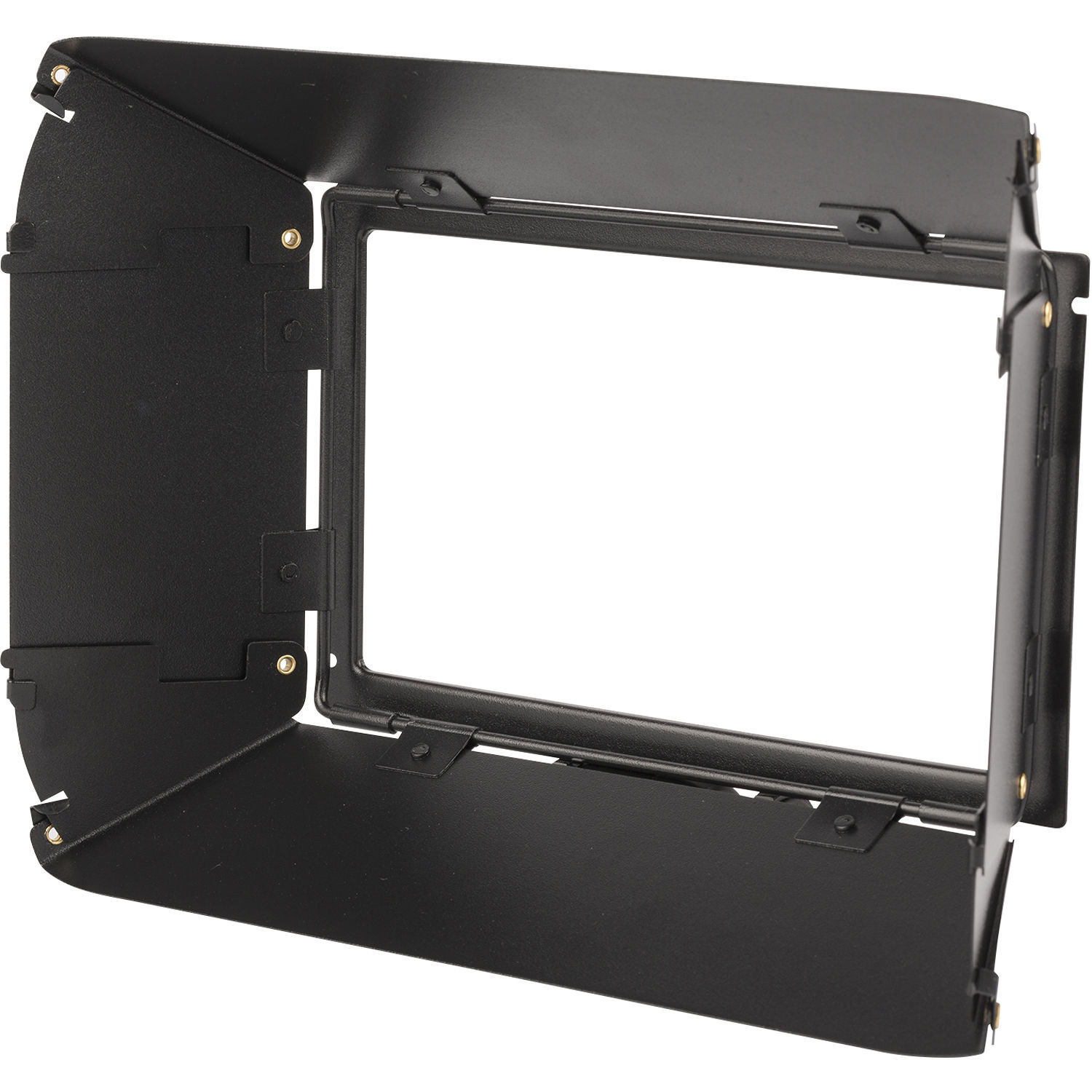 Ikan 4 Way Barn Door For Iled312 V2 Mb4 Lights Ioc Bd Bh