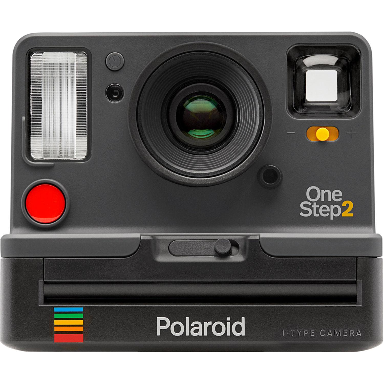 Polaroid Originals OneStep2 Instant Film Camera (Graphite) 9002