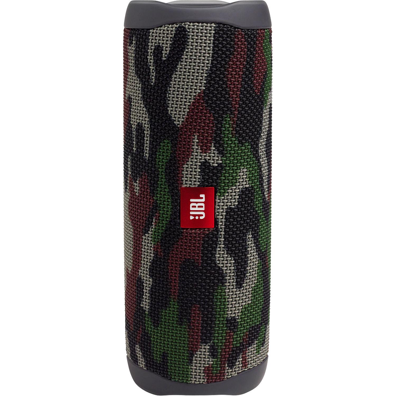 Jbl Flip 5 Waterproof Bluetooth Speaker Squad Jblflip5squadam