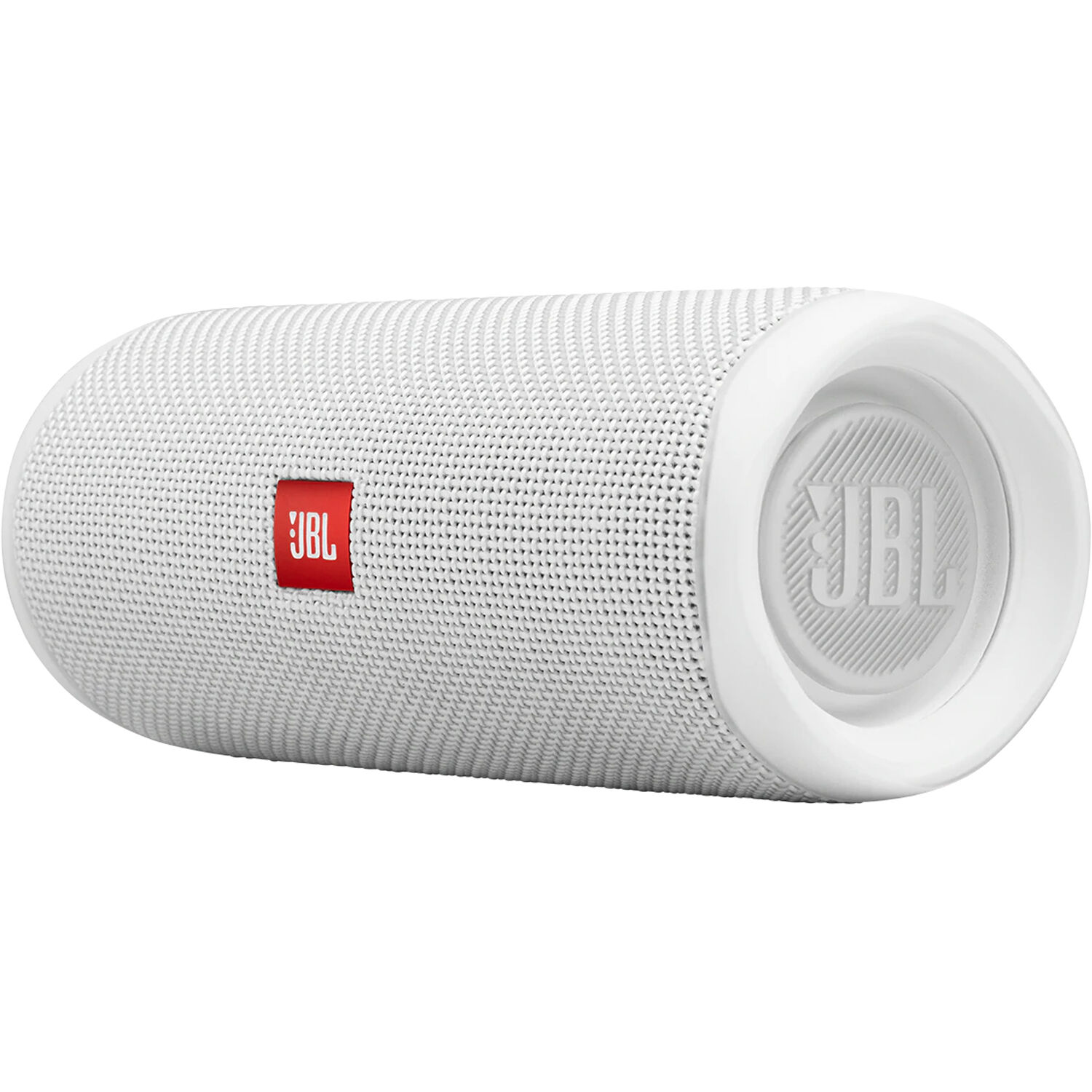 jbl flip 5 waterproof bluetooth speaker jblflip5whtam b h photo