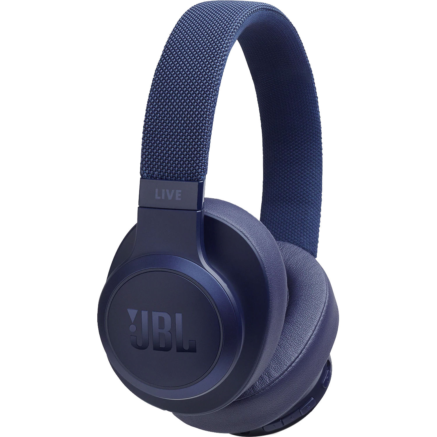 7c566b25888 JBL LIVE 500BT Wireless Over-Ear Headphones JBLLIVE500BTBLUAM