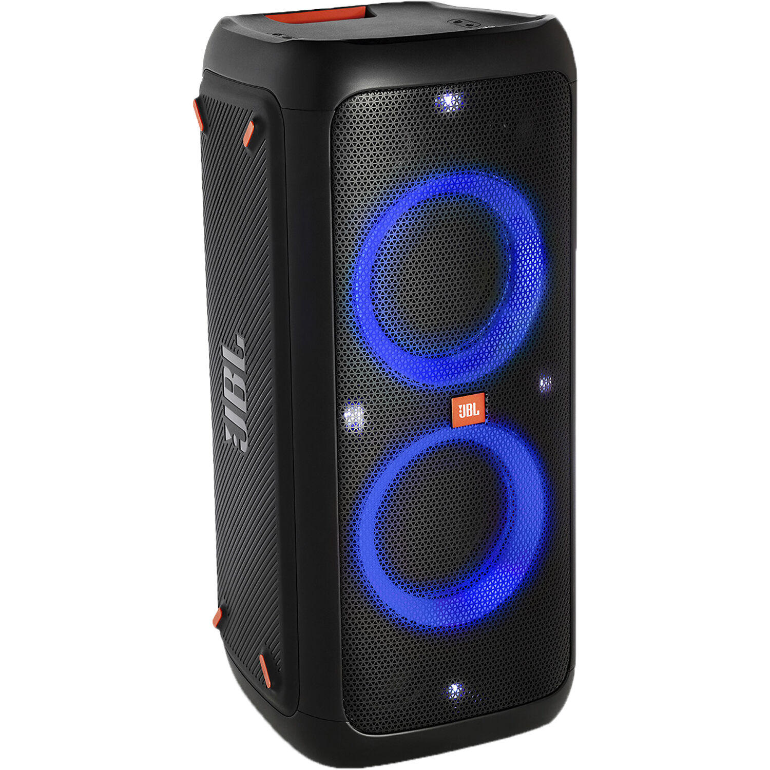 jbl partybox 200 bluetooth speaker jblpartybox200am b h photo
