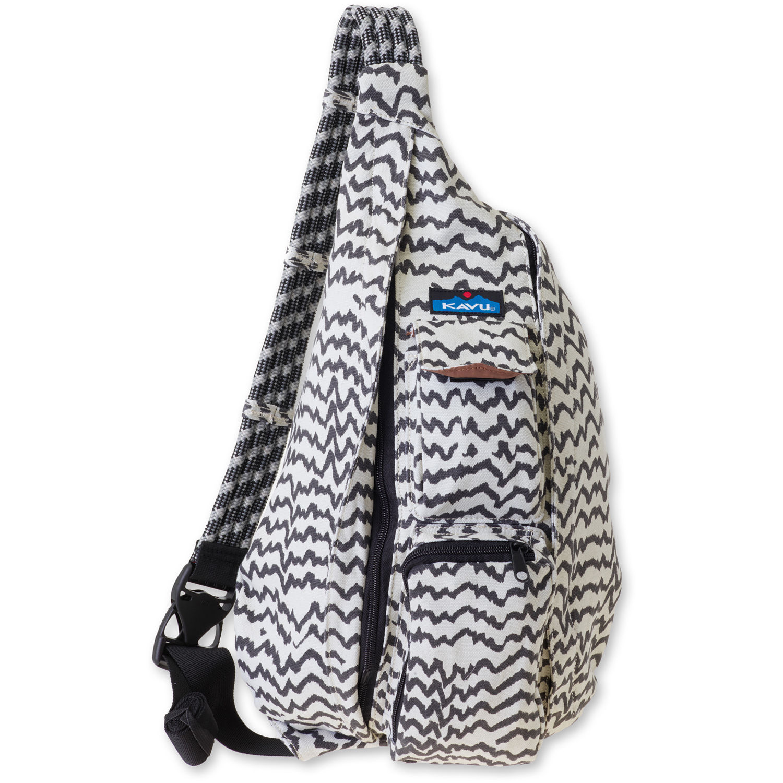 Kavu Rope Bag Natural Beats