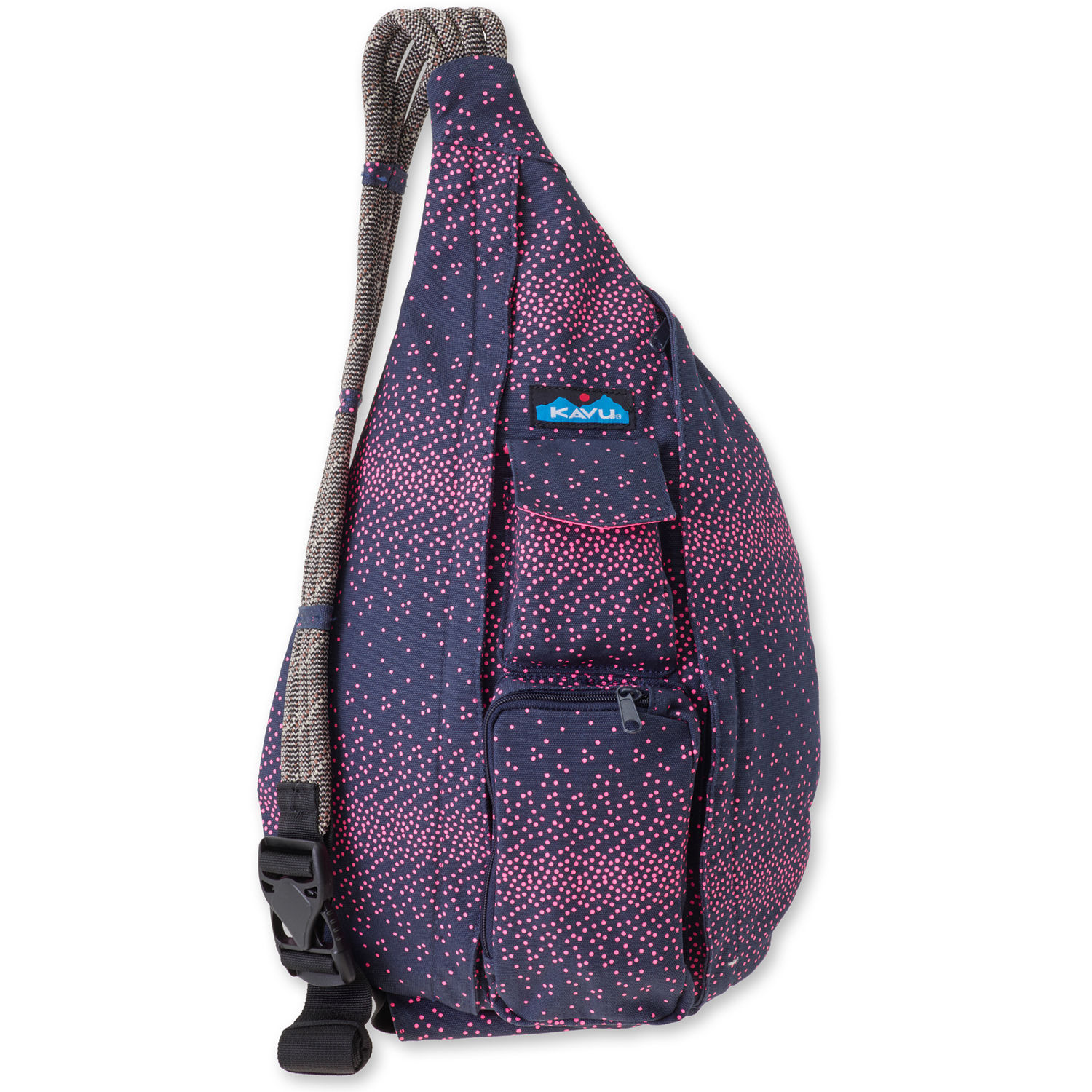 Kavu Rope Bag Hot Dots