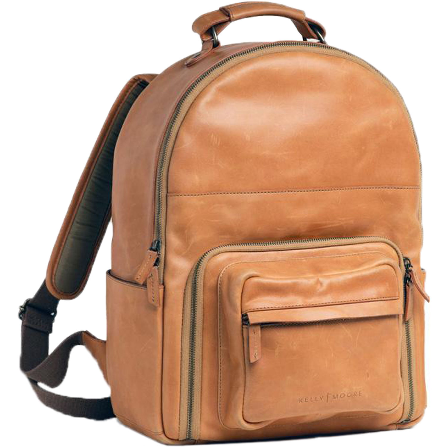 2a8093d71 Kelly Moore Bag The Tourist Full-Grain Leather KMB-TOU-BCOG B&H