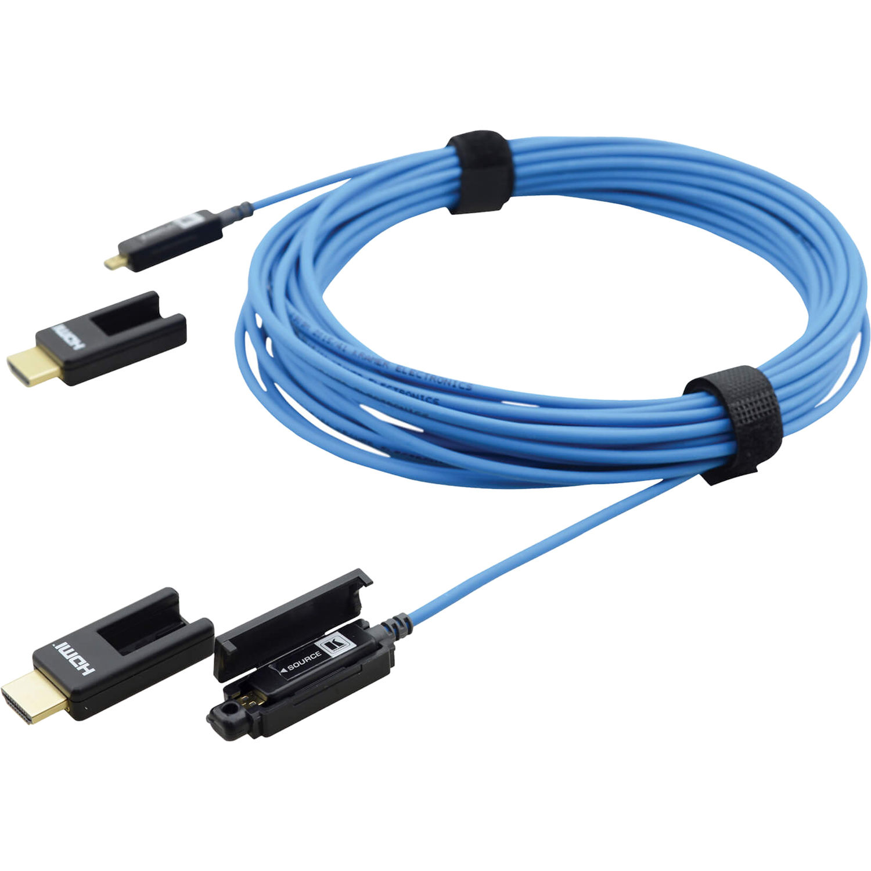 Kramer Plenum-Rated High-Speed Fiber Optic HDMI CP-AOCH/XL-295